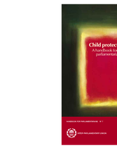 Child protection A handbook for  parliamentarians