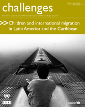 Children and international migration in Latin America and the Caribbean, Number 11, November 2010